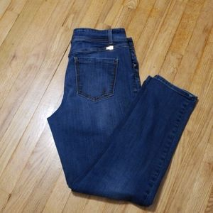 Inc Denim Skinny Leg Jean
